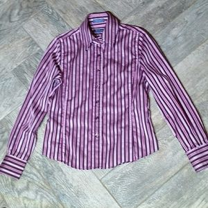 Façonnable Button Down Shirt Made in Hong Kong